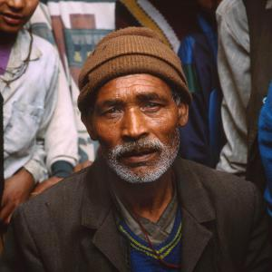 Portrait of Nepal