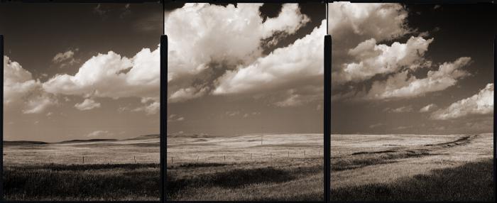 Near Rock Glen, Saskatchewan