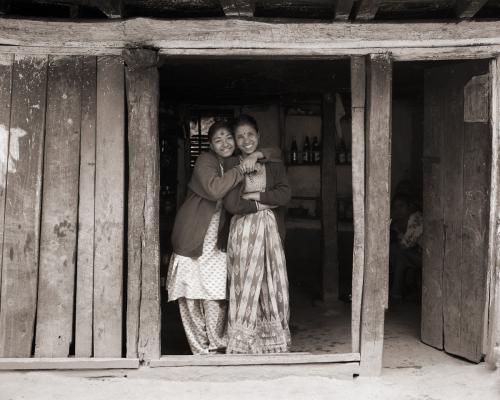 Portrait of Nepal